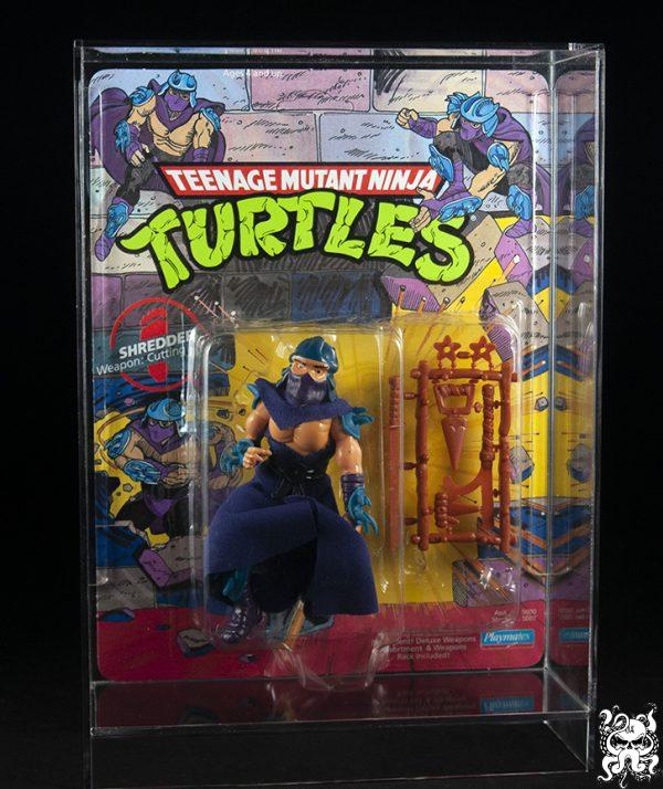 TMNT Teenage Mutant Ninja Turtles Figure Acrylic Display Case